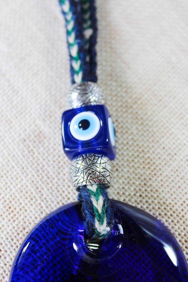 Hamsa Hand Evil Eye Nazar Amulet Macrome