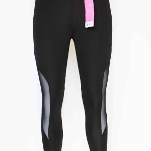 Premium Quality Side Tulle Detailed Legging