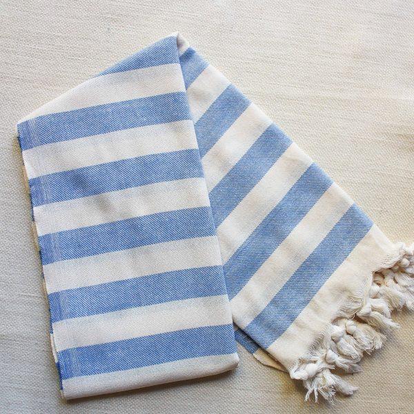 Turkish Bath Towel Bamboo Peshtemal - 85x180